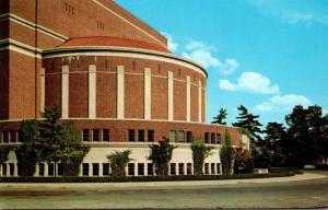 Indiana Lafayette Hall Of Music Band Shell Purdue University
