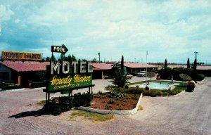 Arizona Tucson Howdy Manor 1964