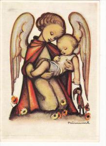 Hummel Angel and Child
