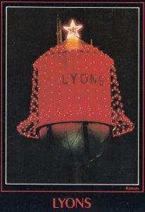 LYONS , Kansas , 1950-70s ; Watertower