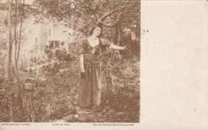 Joan of Arc , PU-1918