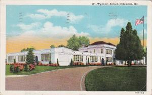 Wynnton School, COLUMBUS, Georgia, 30-40's