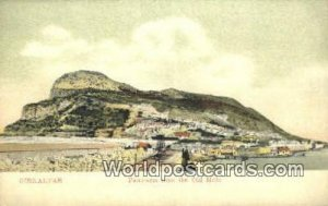Old Mole Gibraltar Germany Unused