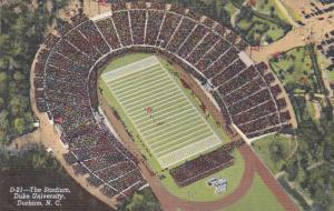 The Stadium , Duke University , DURHAM , North Carolina , 30-40s