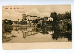 192085 ITALY CERVIGNANO dall'Aussa Vintage postcard
