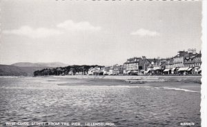 HELENSBURGH, Scotland, 1930-40s ; West Clyde Street from the pier