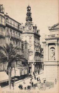 Toulon , Var , France , 00-10s : La Caisse d'Epargne