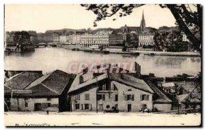 Bayonne - Generale view - Old Postcard