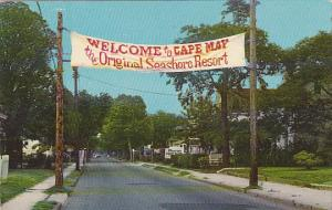 New Jersey Lafayette Street Entrance To Cape May 1966