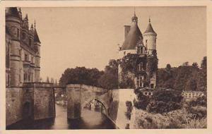 Chateau de CHENONCEAUX, Tour des Marques, Indre et Loire, France, 10-20s