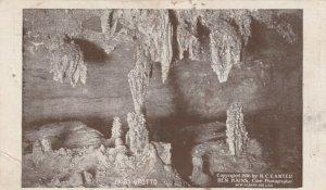 MAMMOTH CAVE , Kentucky, 1910s; Fairy Grotto