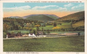 11642 National Highway Between Cumberland & Hagerstown, Maryland
