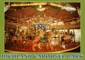 OH - Mansfield. Richland Carousel Park