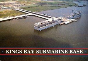 Georgia Kings Bay Submarine Base