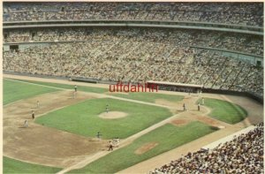 Continental-size SHEA STADIUM HOME BASE FOR THE MEW YORK METS photo by Quigley