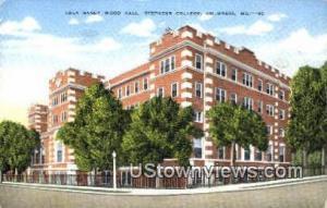 Lela Raney Wood Hall, Stephens College Columbia MO Unused