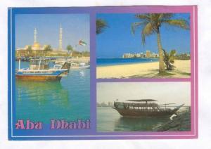 3Views, Abu Dhabi, United Arab Emirates, Asia, 1950-1970s