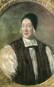 Portrait - Bishop Kenn