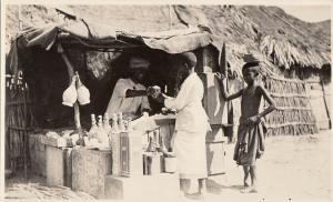 Somalia Real Photo Native Arabic Ducan Alcohol Store Trade Commerce Market