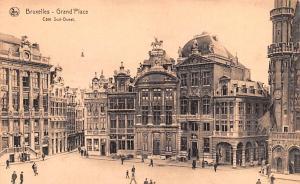 Bruxelles United Kingdom, Great Britain, England Grand Place Bruxelles Grand ...