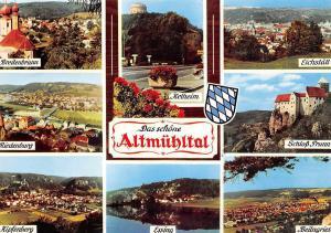 Altmuehltal, Schloss Prunn Eichstaett Essing Kipfenberg Riedenburg Breitenbrunn