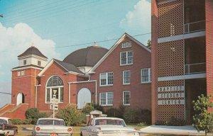MONTEVALLO , Alabama , 50-60s ; Baptist Church