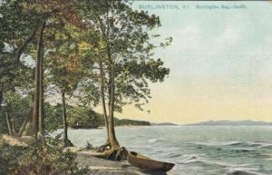 BURLINGTON, Vermont, 00-10s; Burlington Bay - South , TUCK # 5853