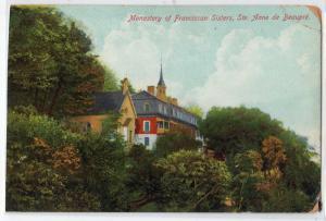 Monastery of Franciscan Sisters, Ste Anne de Beaupre