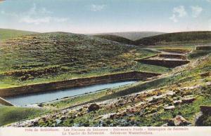 Salomon's Pool,  Bethlehem, Palestine, 00-10s