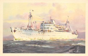 Viet-Nam Campagnie Maritime des Chargeurs Reunis Ship Unused