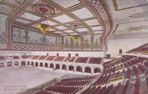 Minnesota St Paul Municipal Auditorium Interior