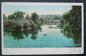 A Glimpse Of Paradise Northampton MA 1906 Detroit Publishing Company 8334 UDB