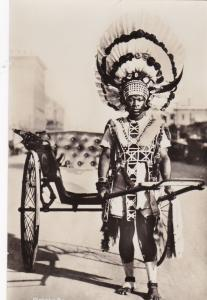 RP Rickshaw boy , Cape Town , 20-30s , South Africa