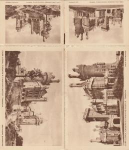 Casa Loma , Ontario , Canada , 1910s ; Double Postcards & Booklet