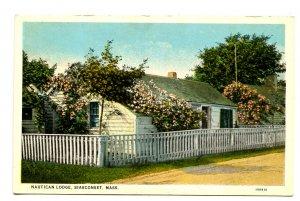 MA - Nantucket Island. Siasconset, Nautican Lodge