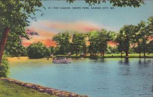 Missouri Kansas City The Lagoon Swope Park