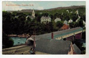 New Hampshire Franklin     Republican  Covered Bridge