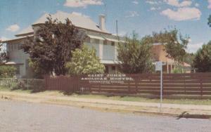 St Saint Johns Hostel Forbes New South Wales Australia 1970s Mint Postcard
