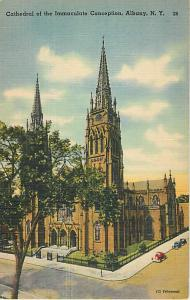 Cathedral of Immaculate Conception Albany NY, New York State