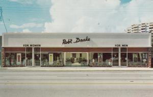 FORT LAUDERDALE , Florida , 50-60s ; Rob't Drake Sportswear Store