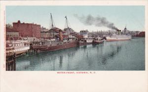 VICTORIA, British Columbia, Canada, 1900-1910´s; Water-Front