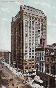 Masonic Temple Chicago Illinois