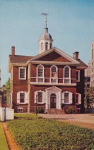Pennsylvania Philadelphia Carpenters Hall