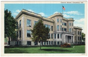 Columbus, Ind, Central School