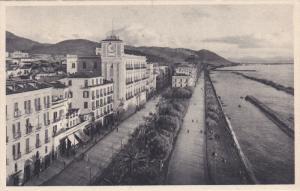 SALERNO, Campania, Italy, 1900-1910's; Via Roma E Lungomare