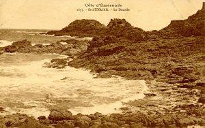 France - St Lunaire. The Emerald Coast