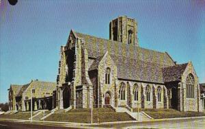 Tennessee Memphis Idlewild Presbyterian Church 1953