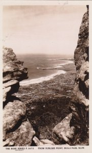 RP View from Sublime Point, Bulli Pass, N.S.W., Australia, 30-40s