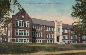 BRANTFORD , Ontario , PU-1912 ; New Collegiate Institute