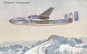 B.E.A. Airspeed AMBASSADOR airplane , 40-50s